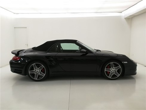 786143-911 Turbo Cab MY08-Basalt Black Metallic