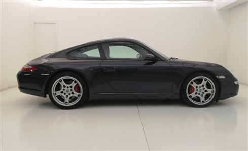 734558-Carrera S Coupe MY05-Atlas Grey Metallic