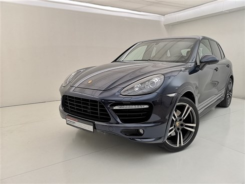 75144-Cayenne GTS Tiptronic MY13-Dark Blue Metallic